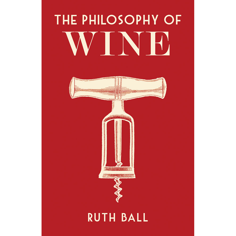 The Philosophy of Wine Hardback British Library giftbook