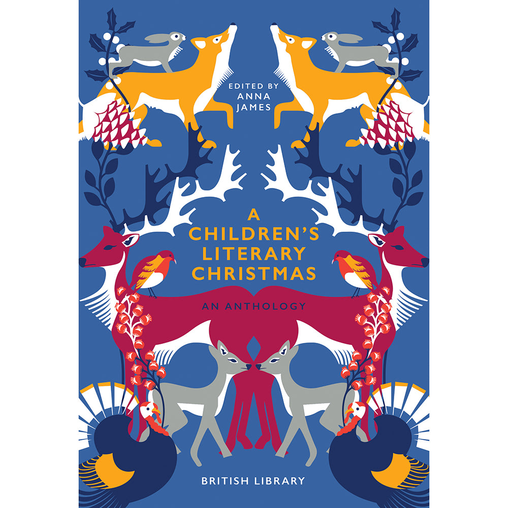 Children's Literary Christmas Hardback