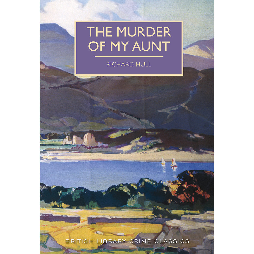 The Murder of My Aunt Paperback British Library Crime Classic