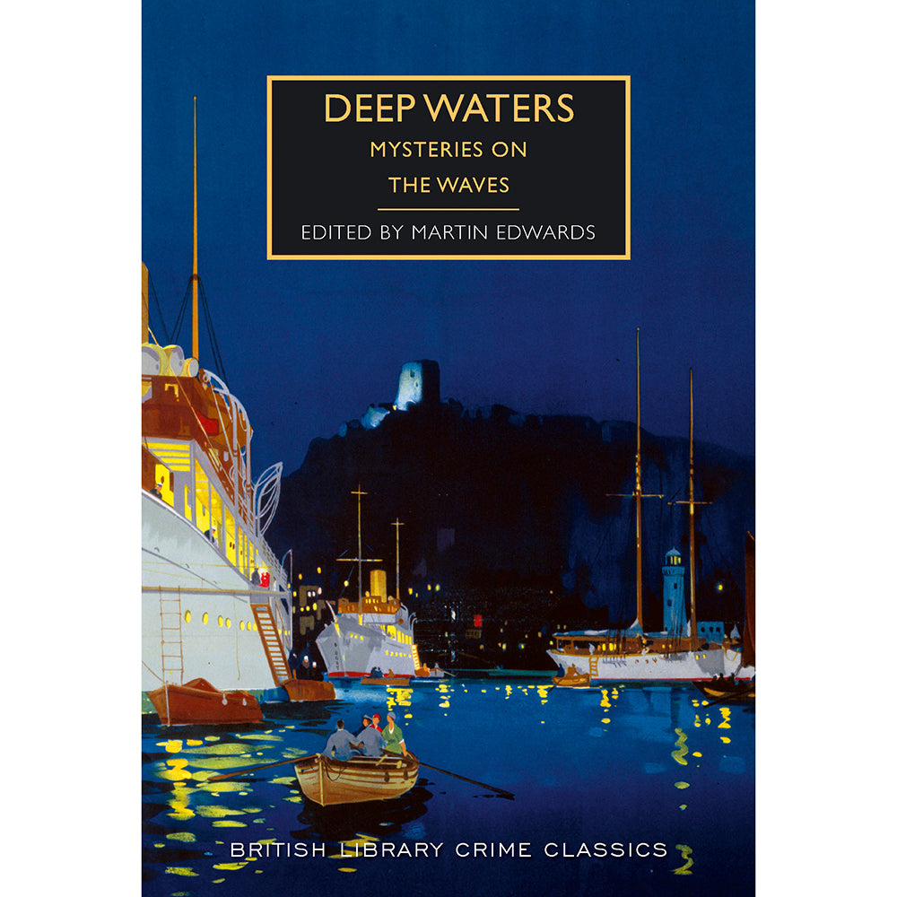 Deep Waters Paperback British Library Crime Classic