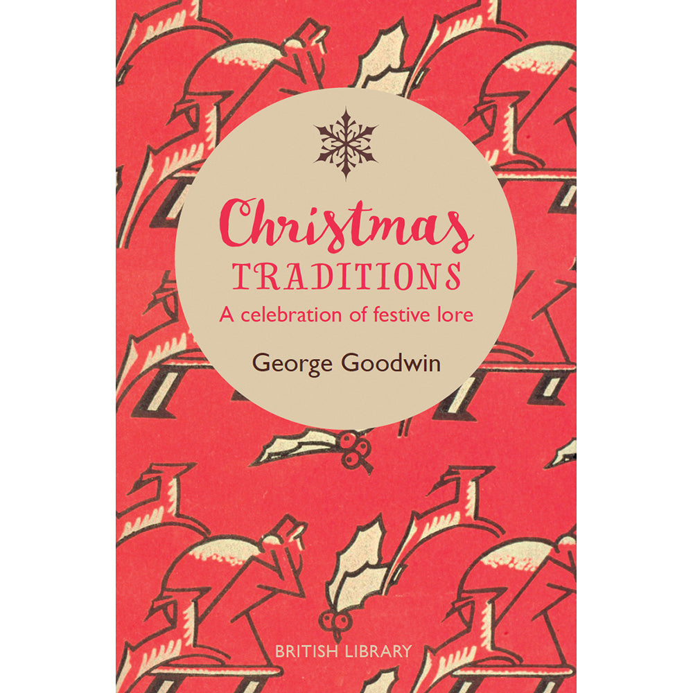Christmas Traditions Hardback Cover
