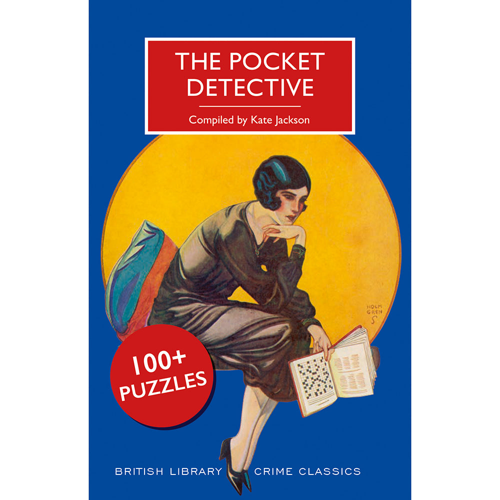 The Pocket Detective Paperback British Library Crime Classic