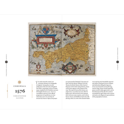 The Magnificent Maps Puzzle Book paperback british library cartography Inside Pages