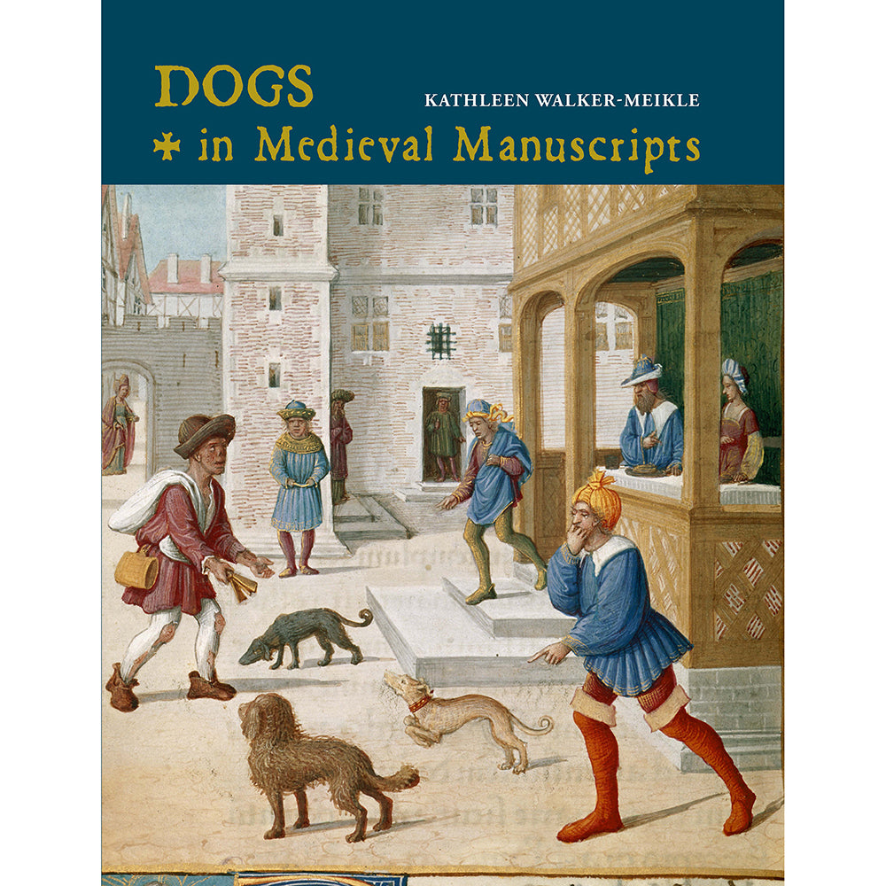 Dogs in Medieval Manuscripts (New Edition) Cover