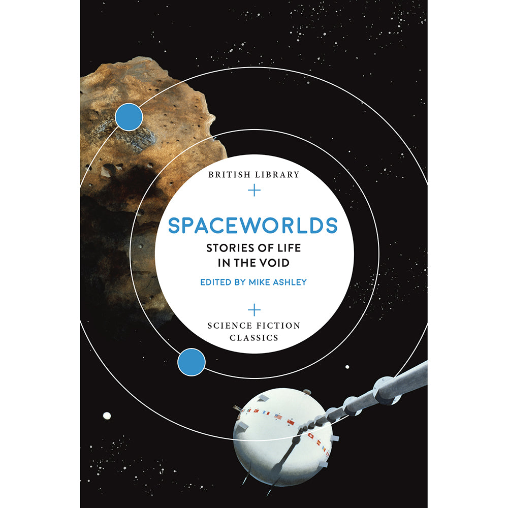 Spaceworlds: Stories of Life in the Void Cover British Library Science Fiction Classics