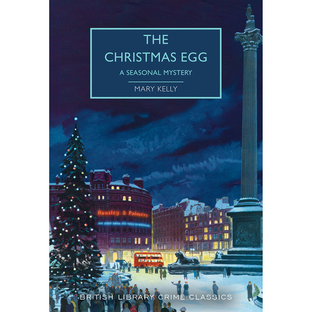The Christmas Egg: A Seasonal Mystery Paperback British Library Crime Classic