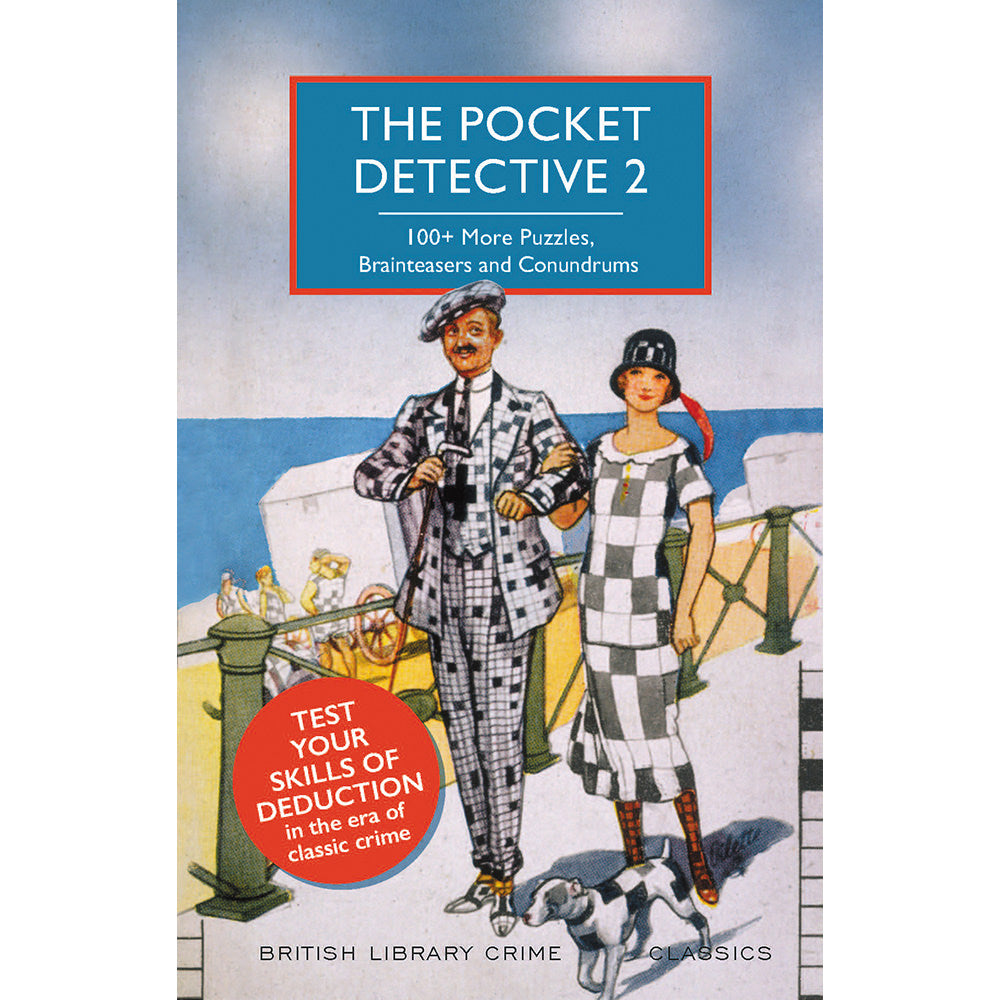 The Pocket Detective 2 Paperback British Library Crime Classic