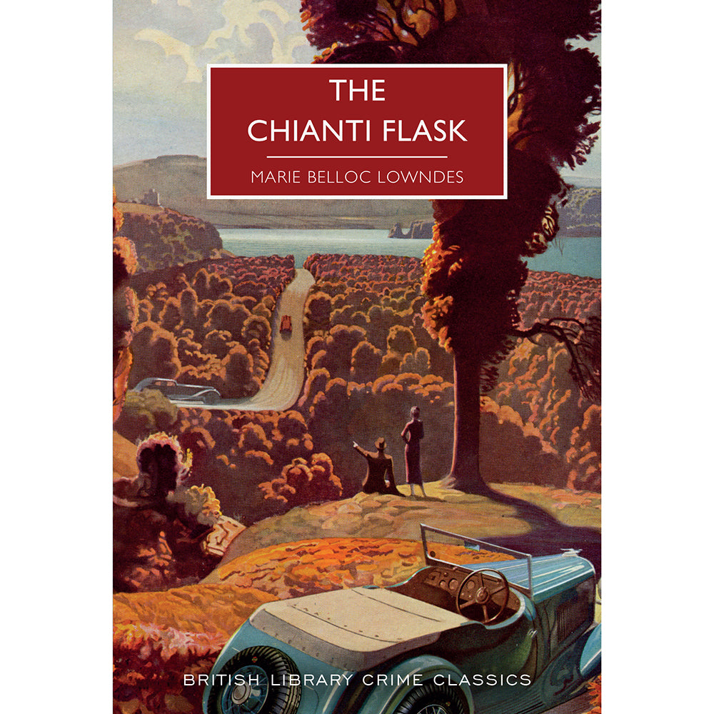 The Chianti Flask Cover British Library Crime Classics