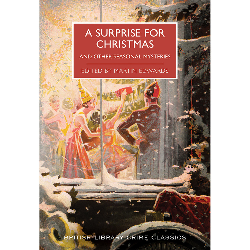 A Surprise for Christmas: And Other Seasonal Mysteries Cover