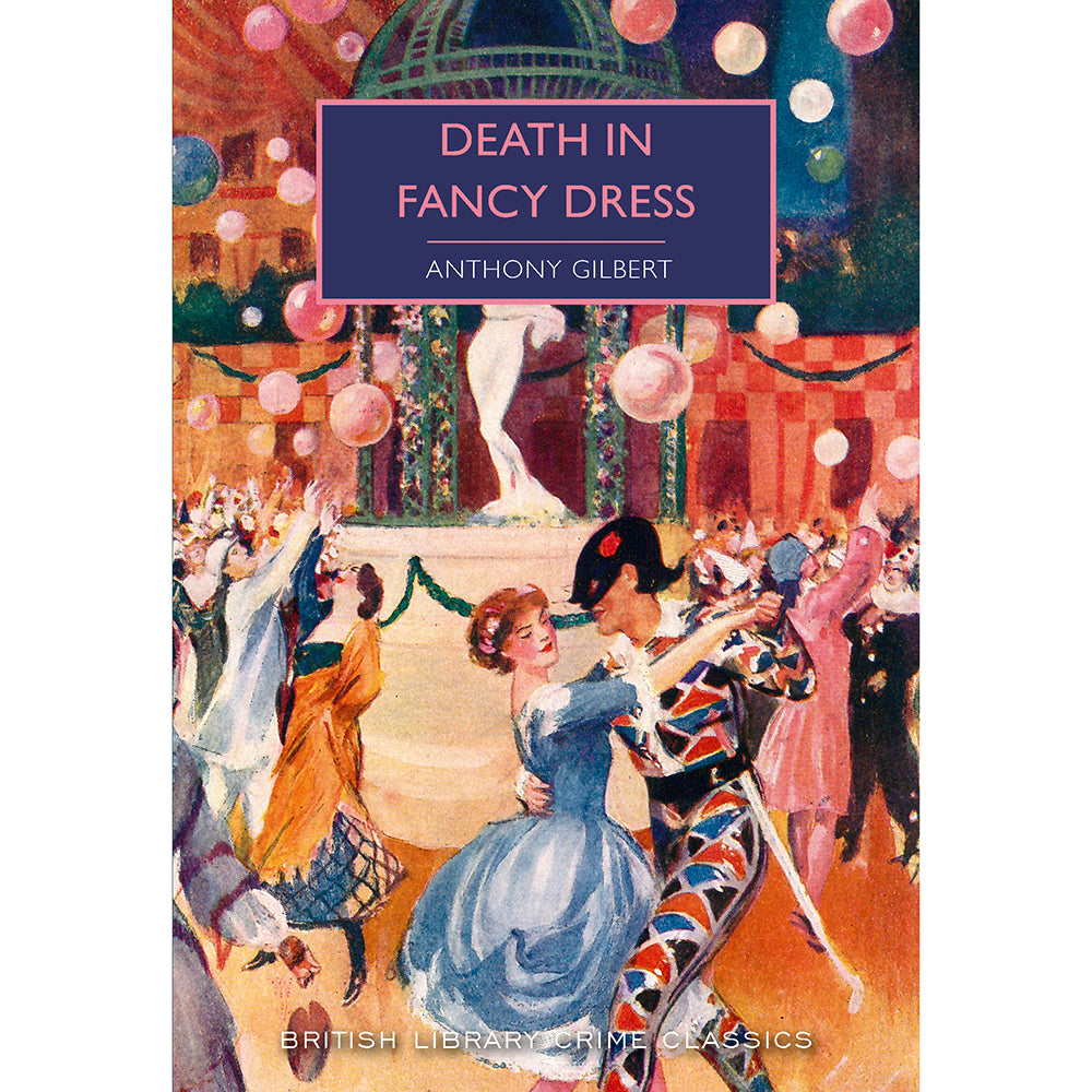 Death in Fancy Dress Paperback British Library Crime Classic