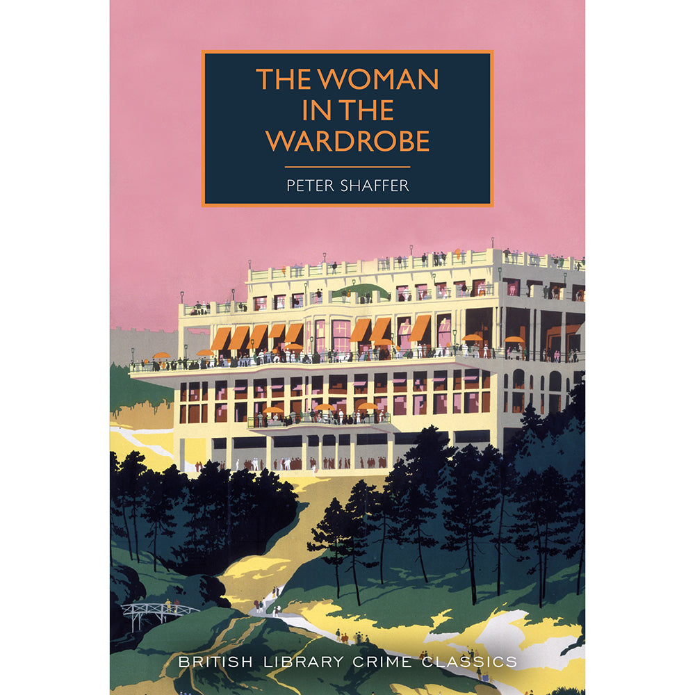 The Woman in the Wardrobe British Library Crime Classic Cover