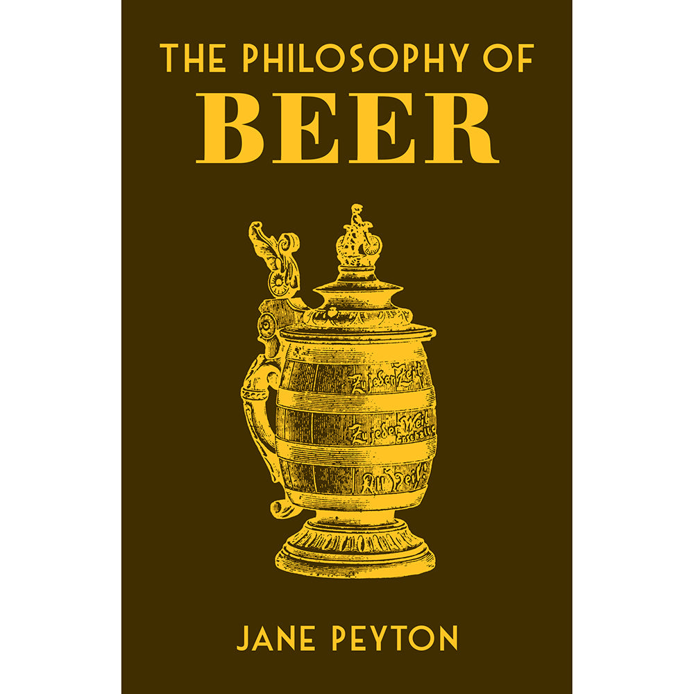 The Philosophy of Beer Cover