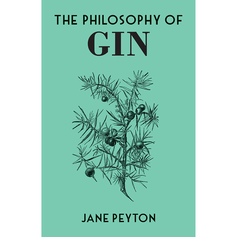 The Philosophy of Gin Hardback Gift Book Cover