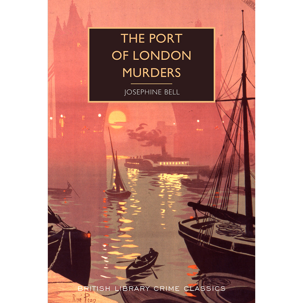 The Port of London Murders Crime Classic Cover
