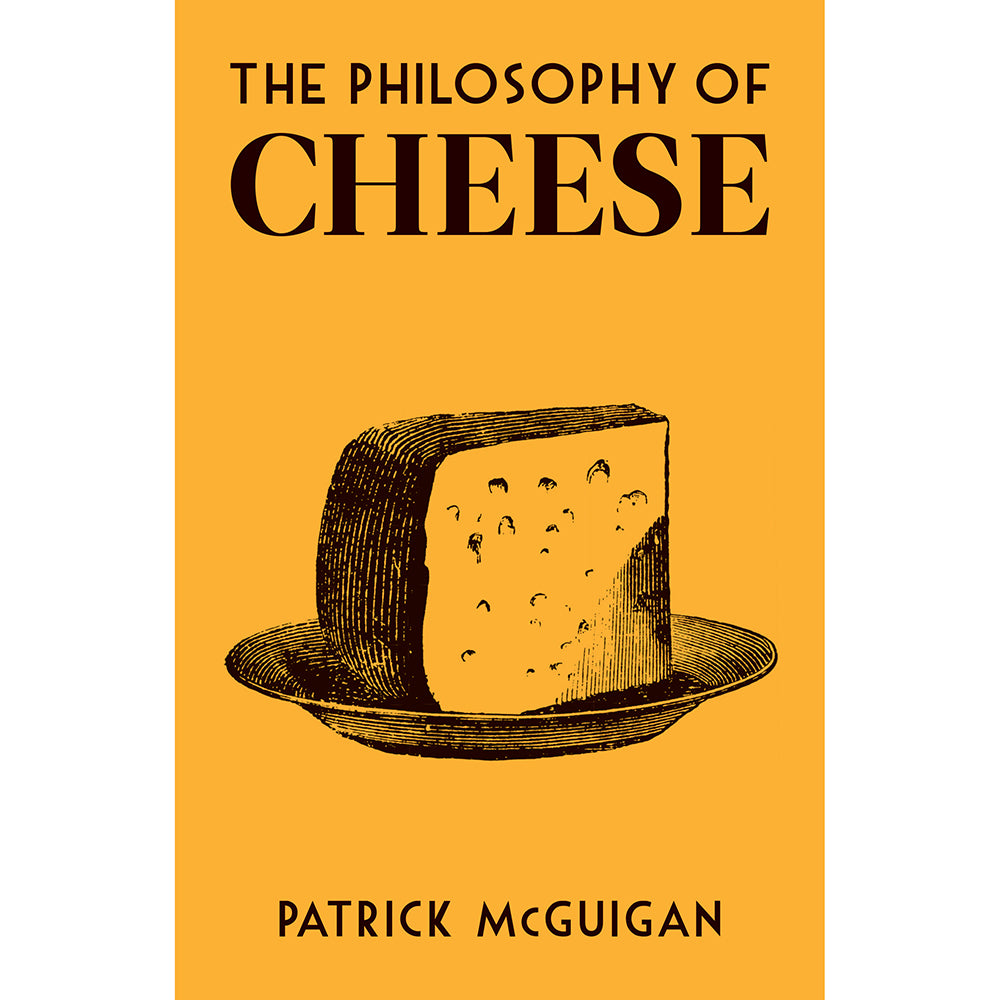 The Philosophy of Cheese Cover