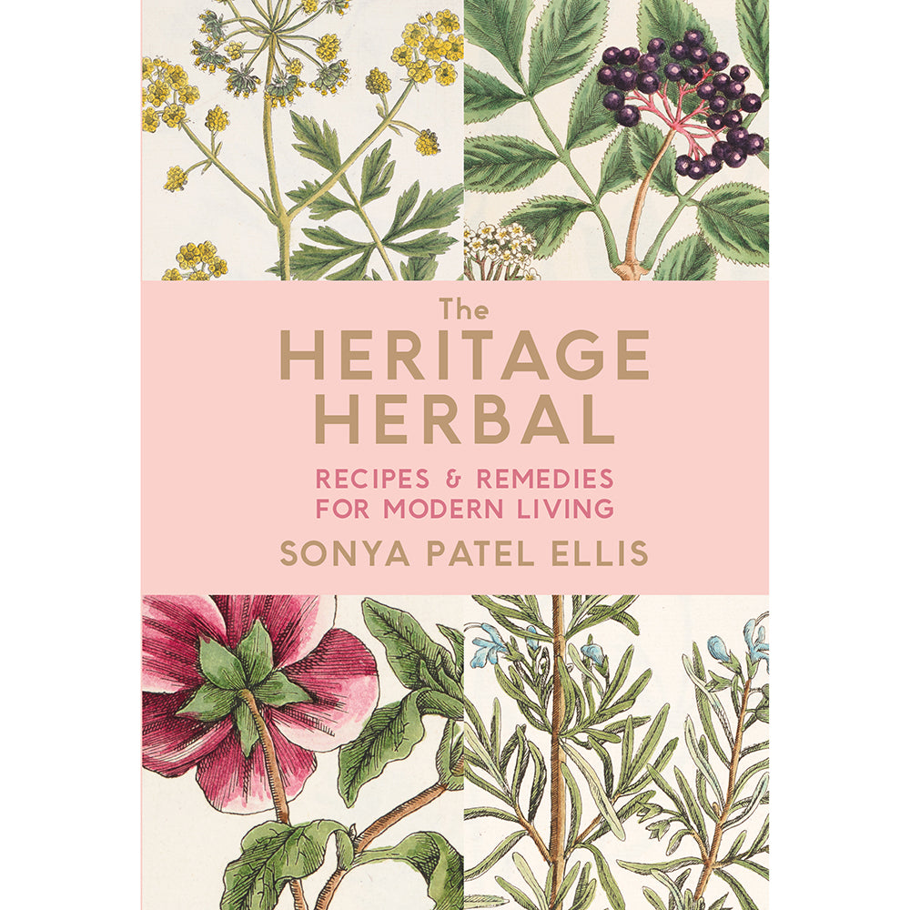The Heritage Herbal: Recipes & Remedies for Modern Living Cover