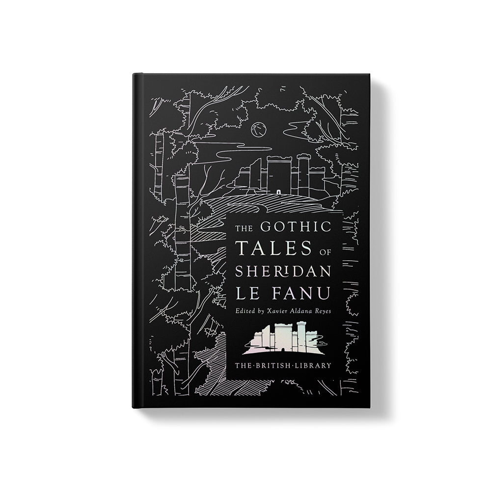 The Gothic Tales of Sheridan Le Fanu British Library Cover Image 2