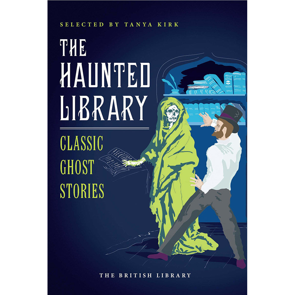 The Haunted Library Paperback British Library