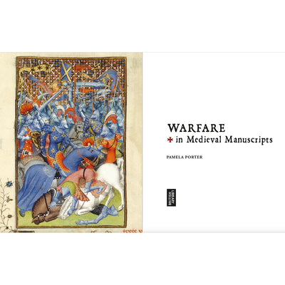 Warfare in Medieval Manuscripts (New Edition) Hardback Inside Pages