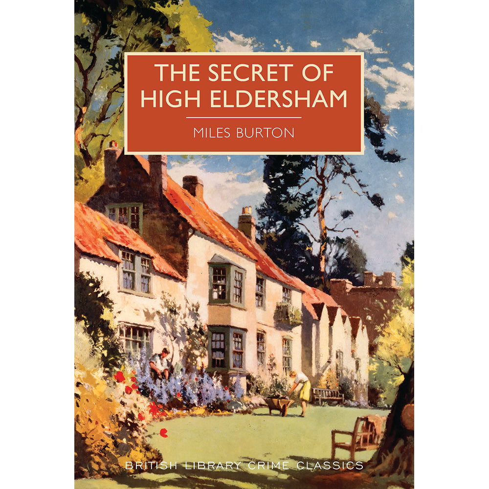 The Secret of High Eldersham Paperback British Library Crime Classic