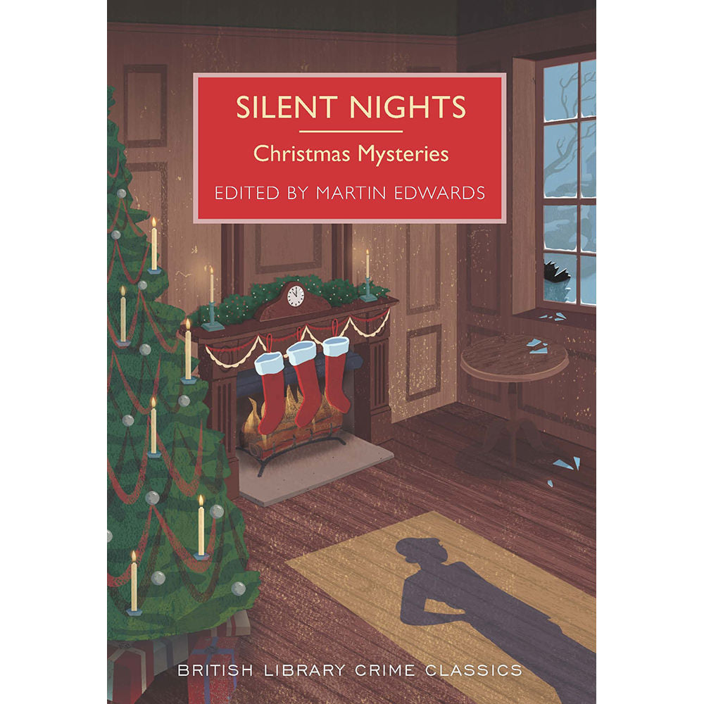Silent Nights Paperback British Library Christmas Crime Classic