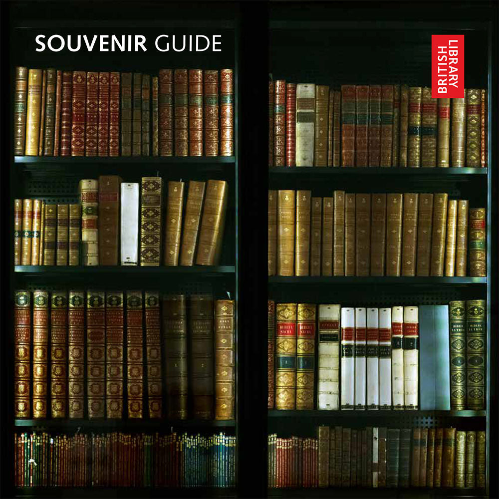 British Library Souvenir Guide Paperback Cover