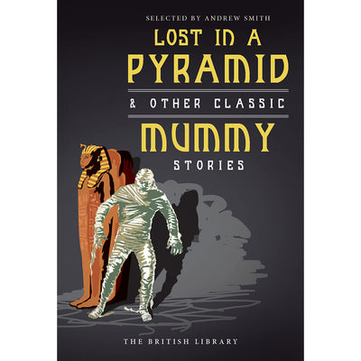 Lost in a Pyramid Paperback Book Cover