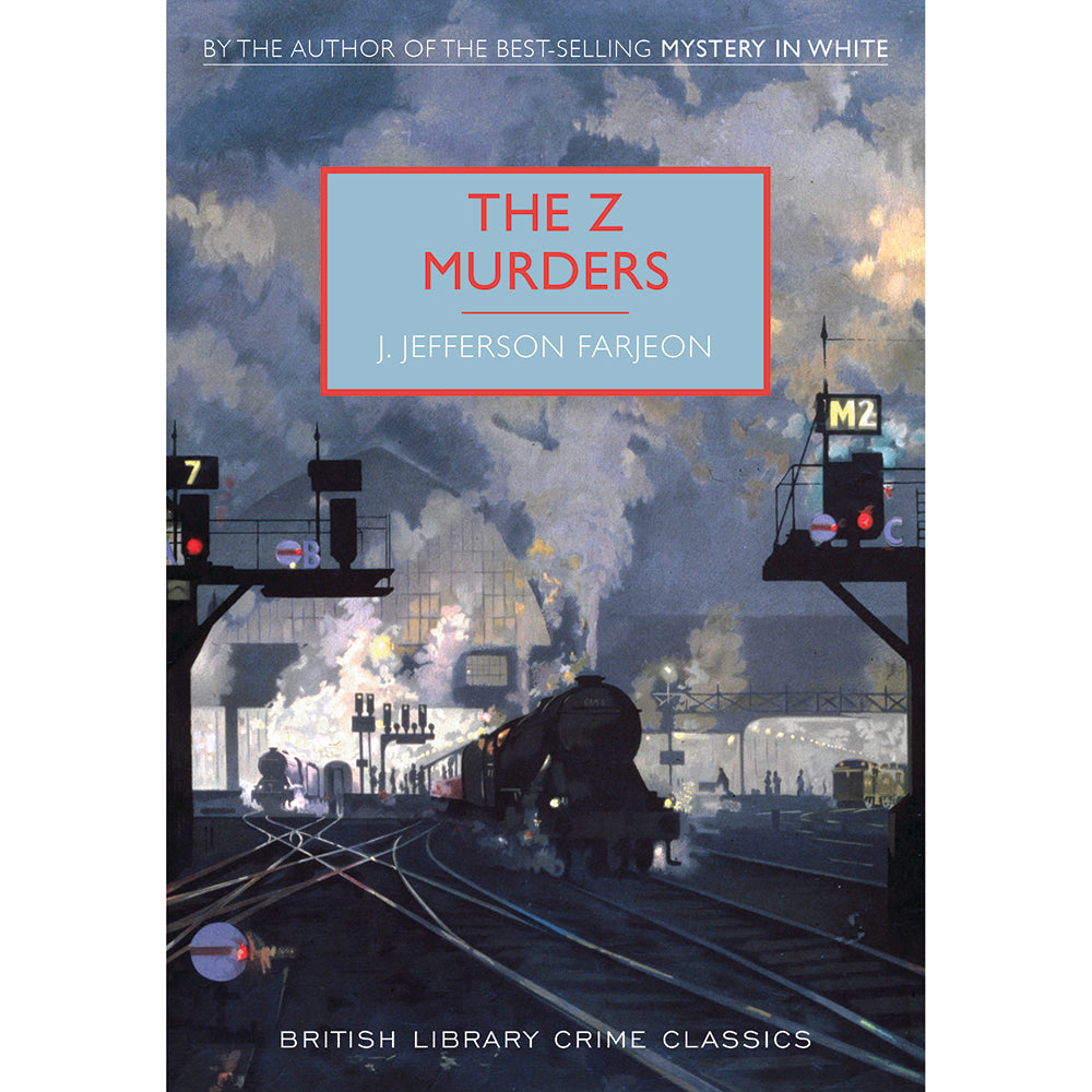 The Z Murders Paperback British Library Crime Classic