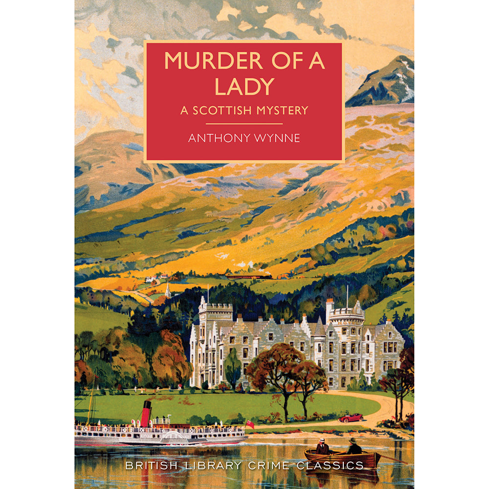 Murder of a Lady Paperback British Library Crime Classic