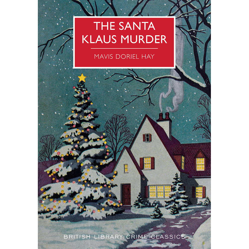 The Santa Klaus Murder Paperback British Library Crime Classic