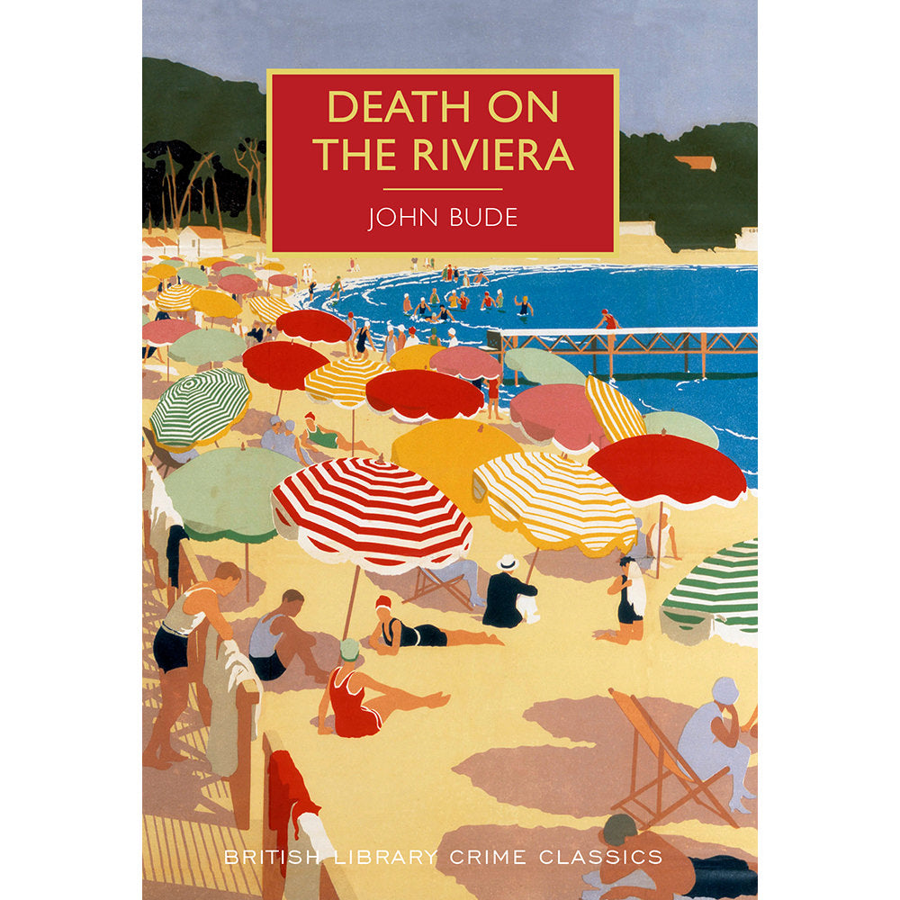 Death on the Riviera Paperback British Library Crime Classic