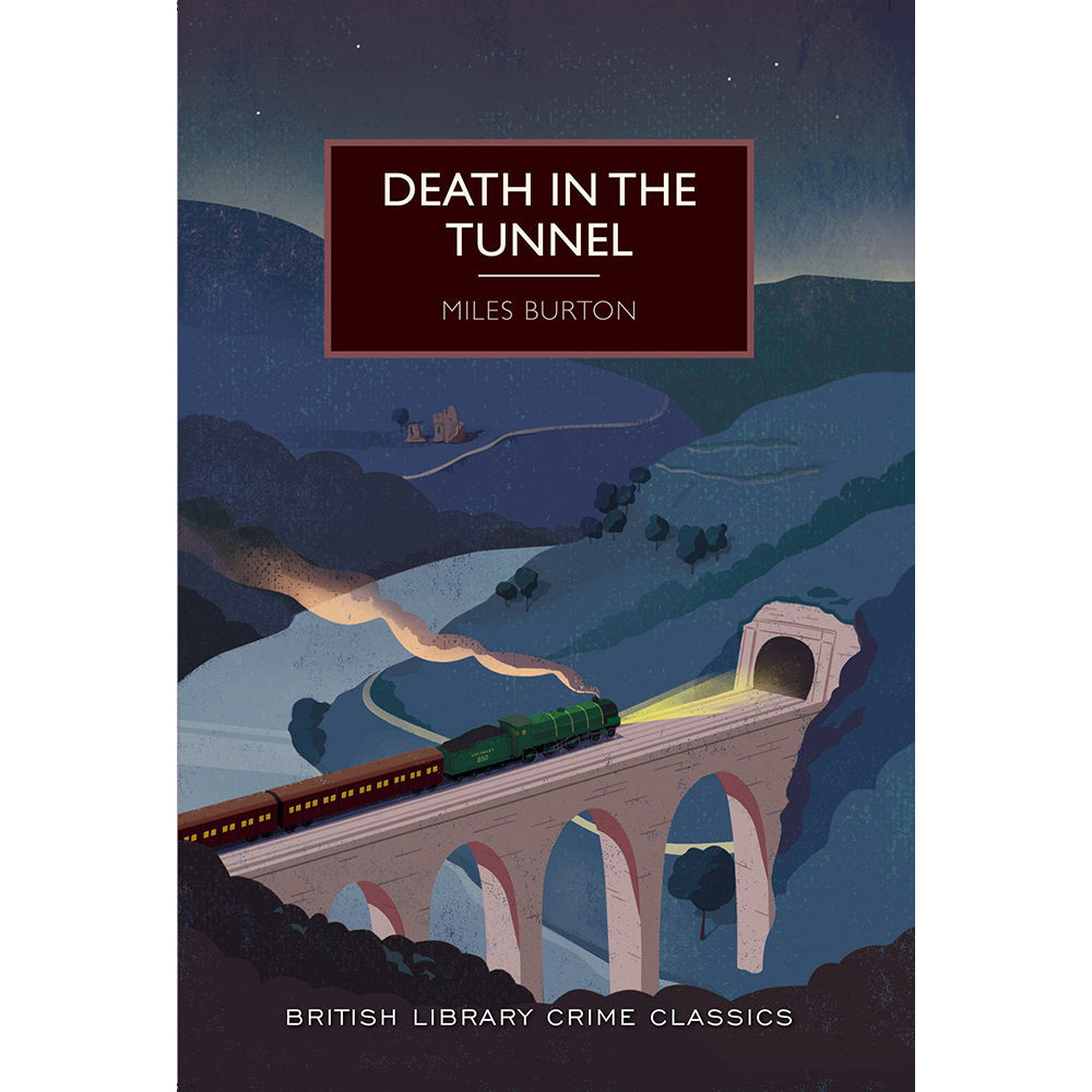 Death in the Tunnel Paperback British Library Crime Classic