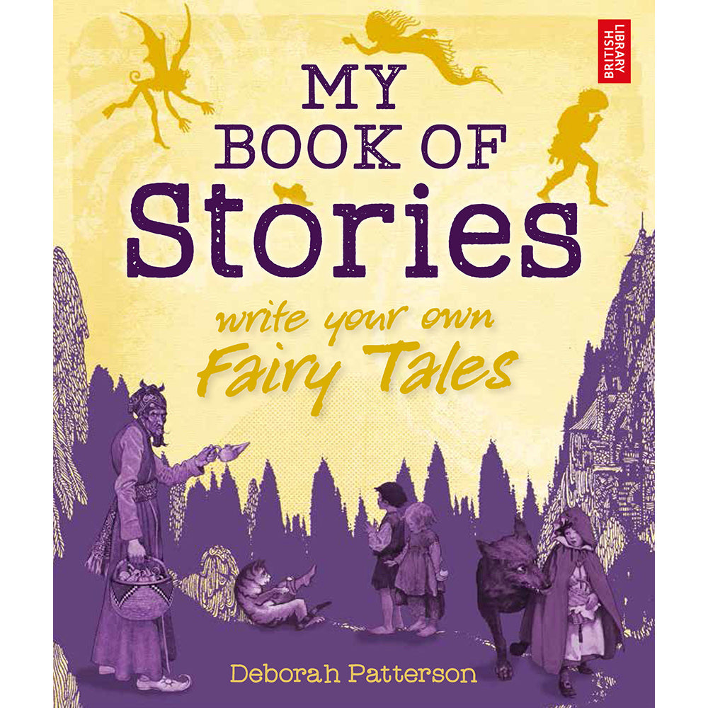 My Book of Stories: Fairy Tales Children's Book Front Cover