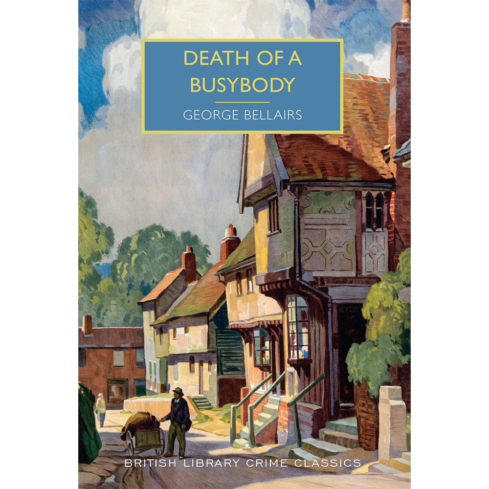 Death of a Busybody Paperback British Library Crime Classic