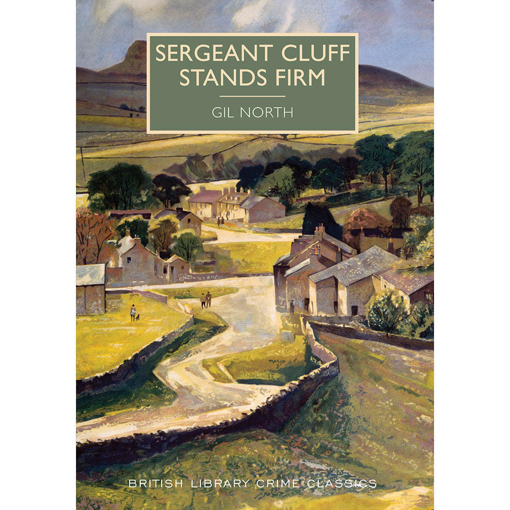 Sergeant Cluff Stands Firm Paperback British Library Crime Classic