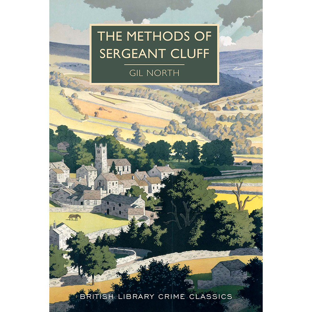 The Methods of Sergeant Cluff Paperback British Library Crime Classic