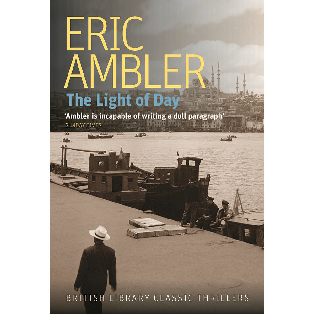 The Light of Day Paperback Eric Ambler
