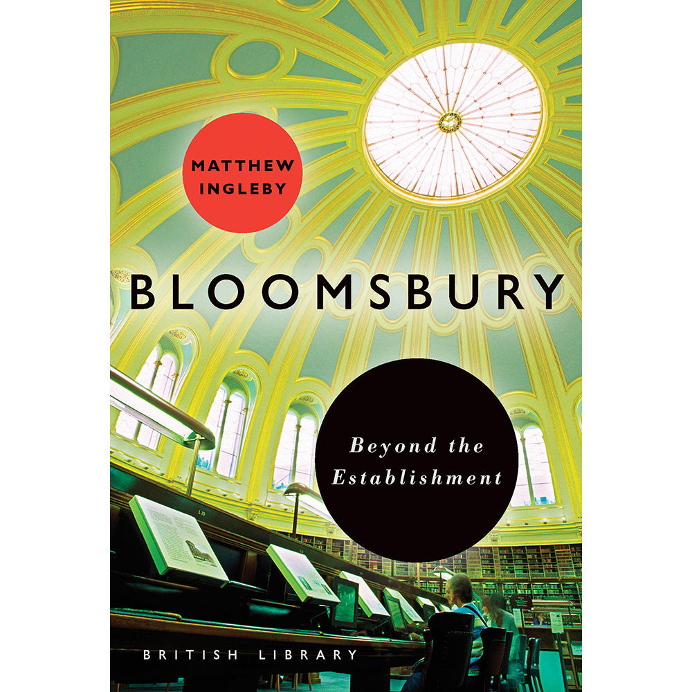 Bloomsbury Paperback British Library