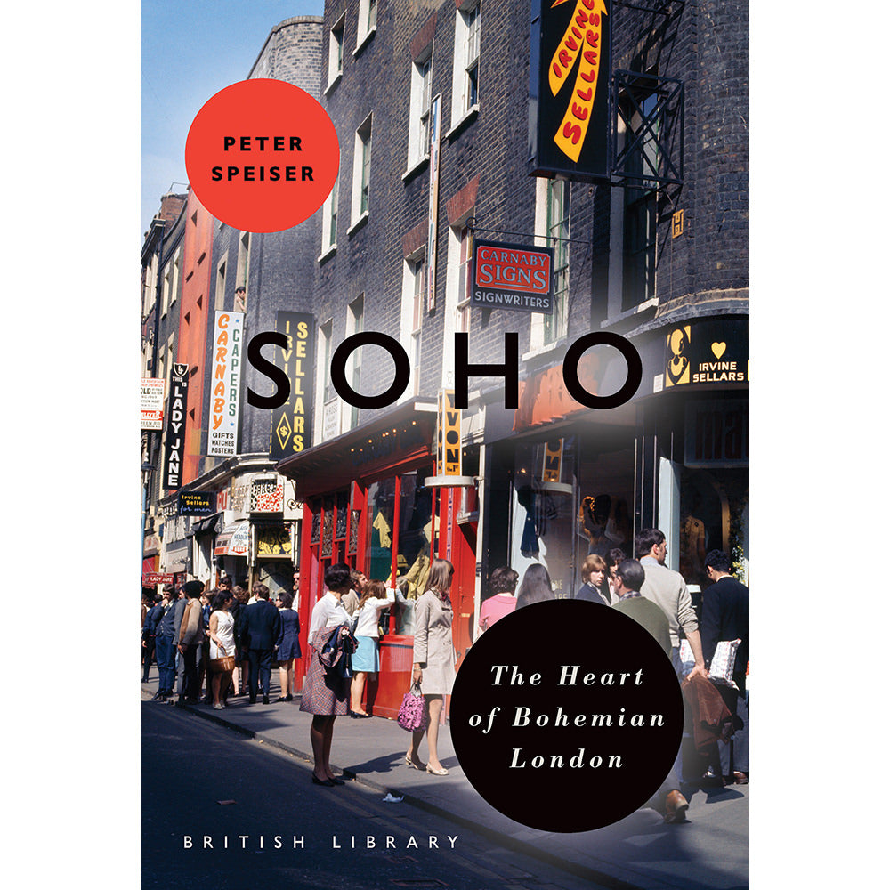 Soho Paperback British Library London