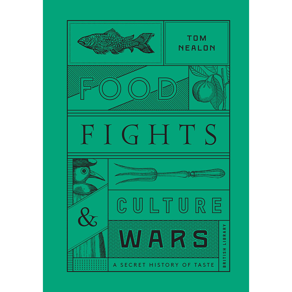 Food Fights and Culture Wars Hardback Book Cover