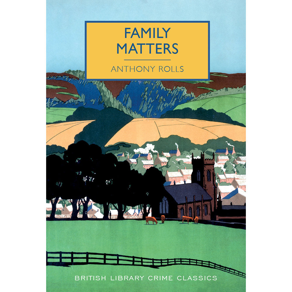 Family Matters Paperback British Library Crime Classic