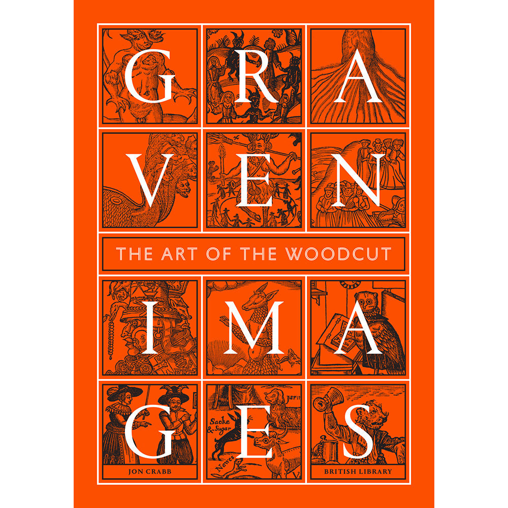 Graven Images Hardback Book Cover