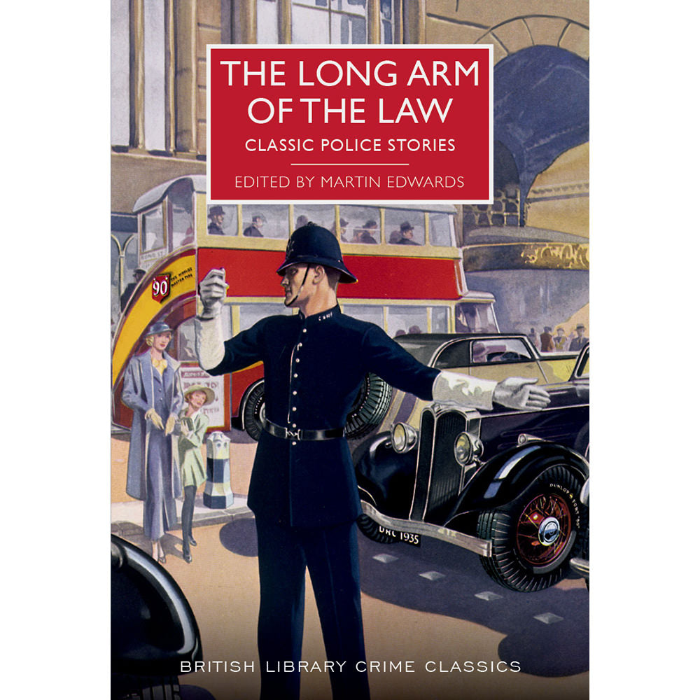 The Long Arm of the Law Paperback British Library Crime Classic