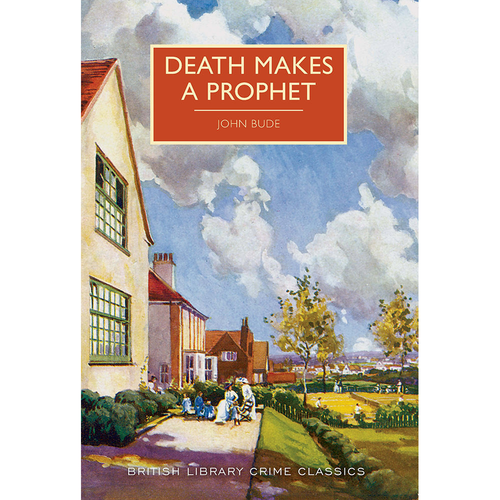 Death Makes a Prophet Paperback British Library Crime Classic