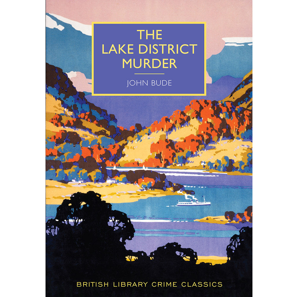 The Lake District Murder Paperback British Library Crime Classic