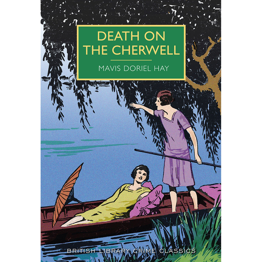 Death on the Cherwell Paperback British Library Crime Classic
