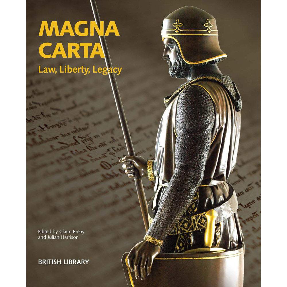 Magna Carta: Law, Liberty, Legacy Paperback Exhibition Catalogue