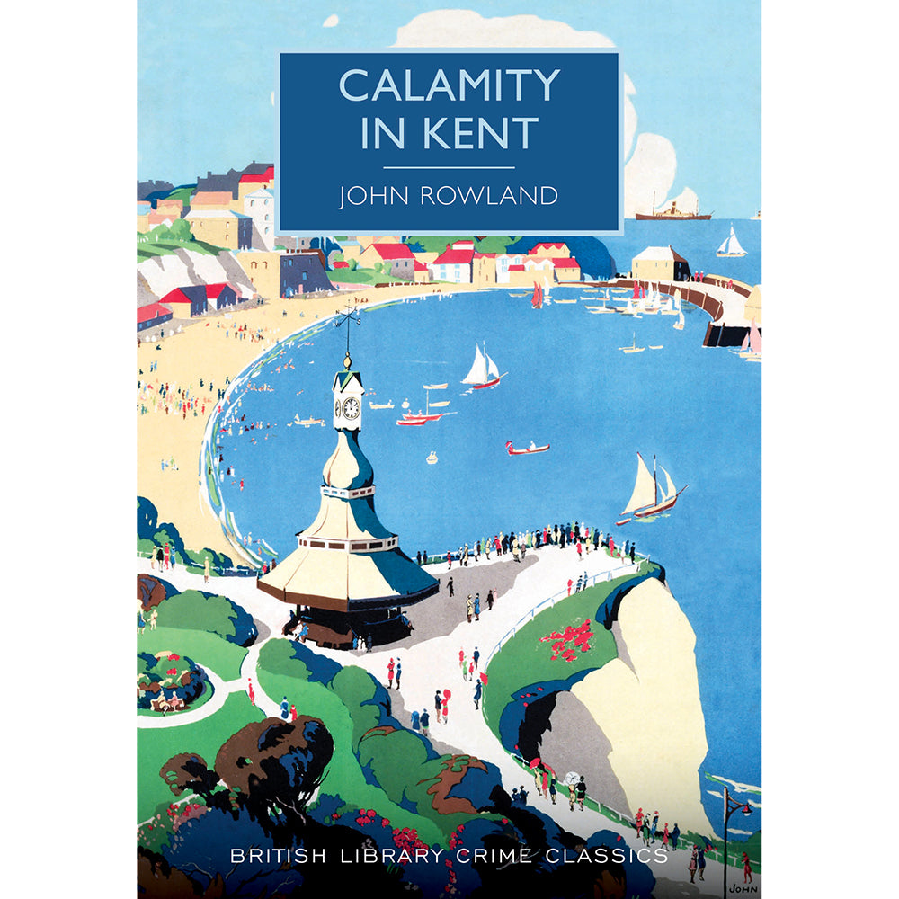 Calamity in Kent Paperback British Library Crime Classic
