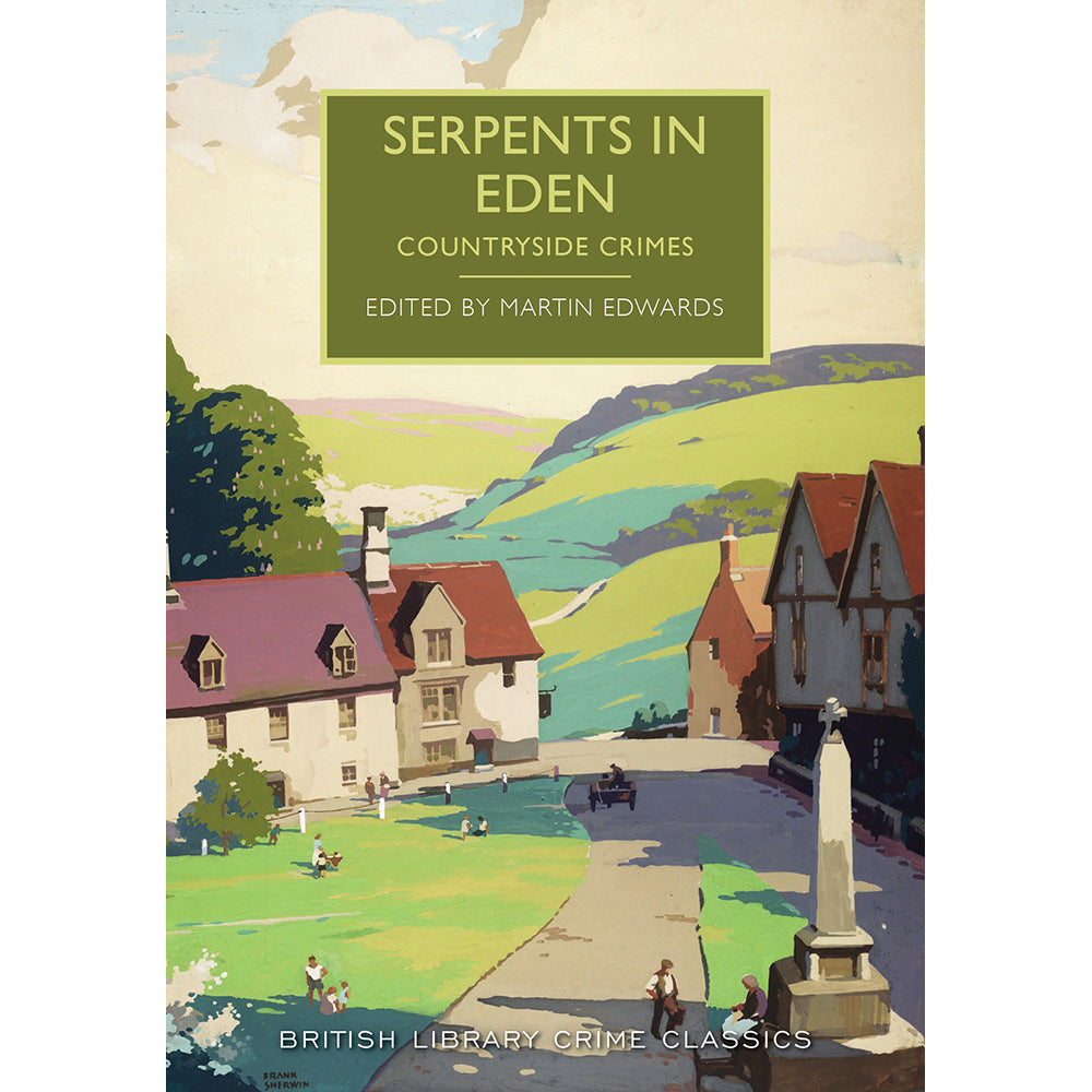 Serpents in Eden Paperback British Library Crime Classic