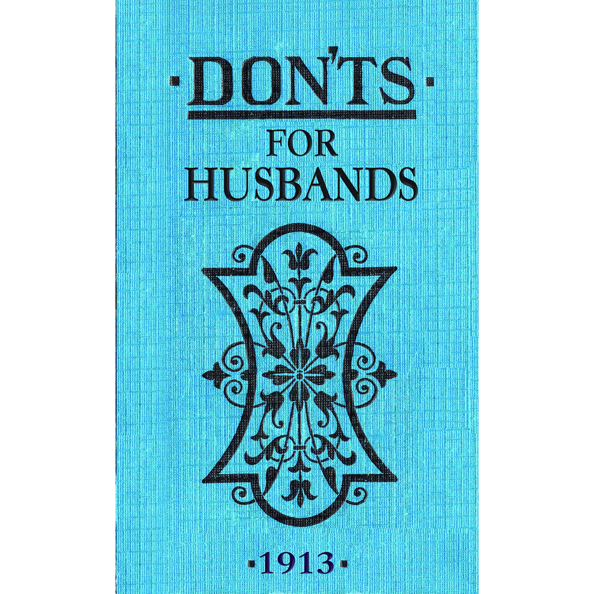 cover of Don'ts for Husbands